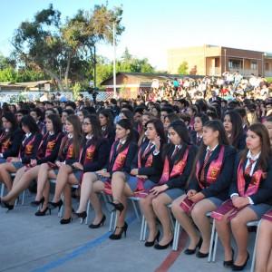Primer listado de alumnos titulados 2017