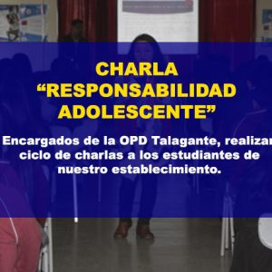 Charlas OPD